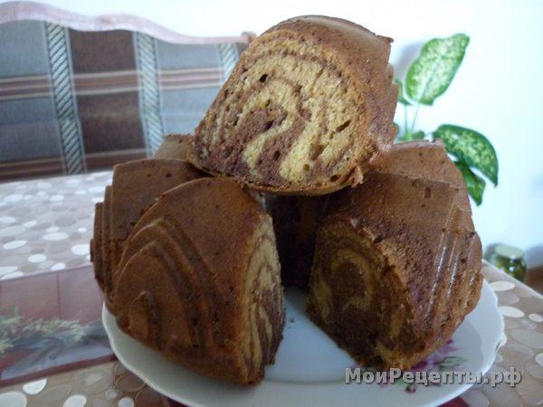 рецепт кексов в формочках фото