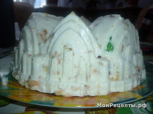 """Торт-желе """"Белоснежка"""