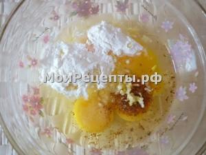 Яичные блинчики