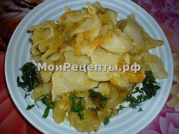 Галушки украинские с мясом рецепт 13