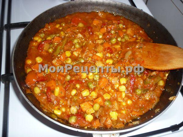 Как приготовить лазанью овощную в домашних условиях